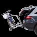 Suport biciclete electrice Fabbri Elektrobike Exclusiv Deluxe 2 cu prindere pe carligul de remorcare