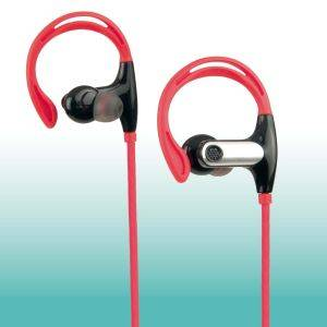 Casti audio in-ear FIFO MyMe H7 Red, Bluetooth, Wireless, Fitness, sport