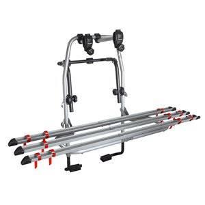 Suport biciclete Menabo Steel Bike 3 pentru 3 biciclete cu prindere pe haion/portbagaj