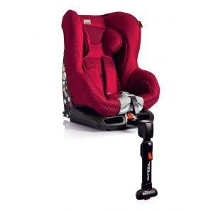 Scaun auto copii Bellelli Tiziano Isofix Red Grupa 1 (9 - 18 Kg)